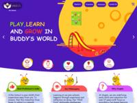 Pre-School Website  Variation