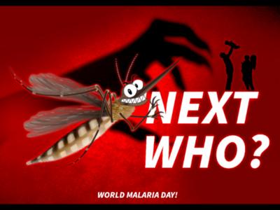 World Malaria Day Poster
