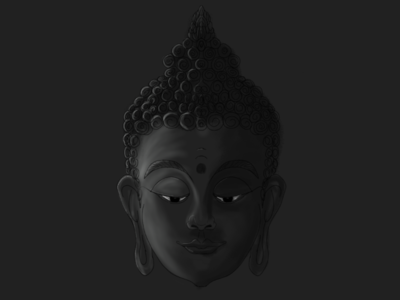 BUDDHA- Visual art