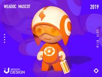 Weadoc Mascot
