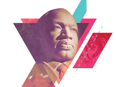 MLK Jr. for RELEVANT Magazine