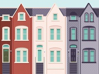 Row Houses / Georgetown / DC