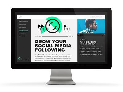 Online learning platform ui website education online learning startup business lab