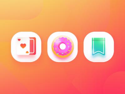 Icon explorations