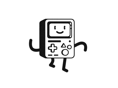 BMO illustration adventure time
