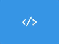Designer / Developer Logo v2