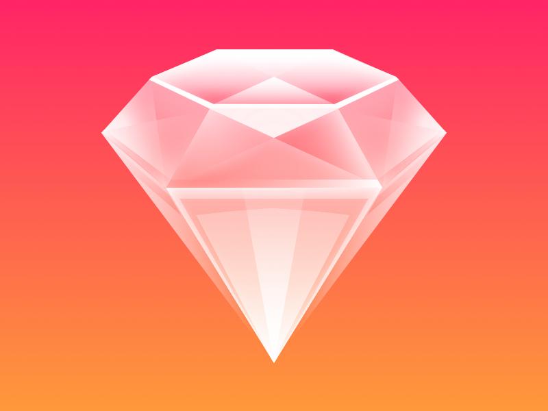 Diamond Sketch shine bright like a diamond sketch icon redux replacement freebie