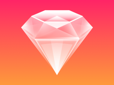 Diamond Sketch shine bright like a diamond sketch icon redux replacement freebie
