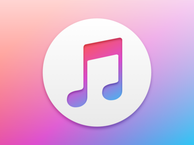 Apple Music for Glacier itunes soon freebie glacier replacement icon