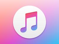 Apple Music for Glacier