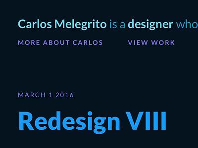 New Website! 🚀 lato blog website mlgrto.com redesign