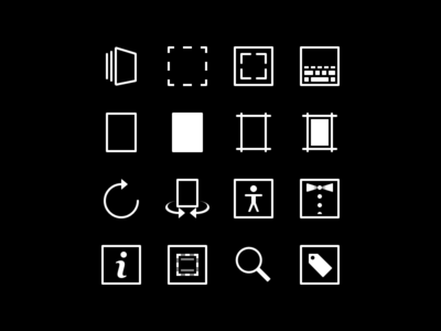 Reveal Touch Bar Icons glyphs reveal touch bar icons