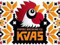 WIP Kvas Label