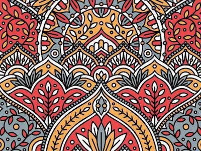 pattern bits graphic design design illustration india pattern