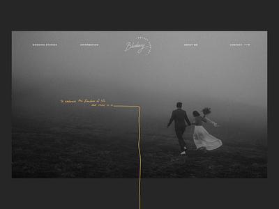 BRS Photography Website Design branding logo wedding photography photography branding photography website website design web design website