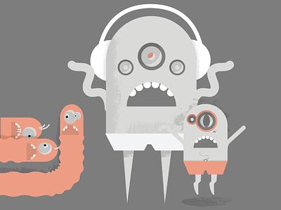 Monsters monsters