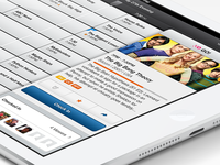 OzTV iPad TV Guide