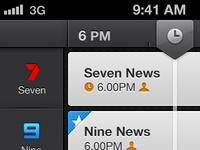 OzTV iPhone