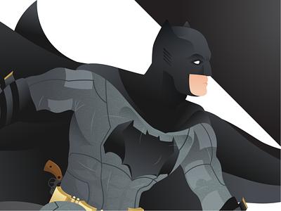 The Dark Knight justiceleague dccomics releasethesnydercut batman character dribbble graphicdesign shot vector follow illustration design