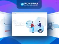 Illustrations | Montway website