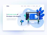 Webiz page exploration 2 :: Webdesign