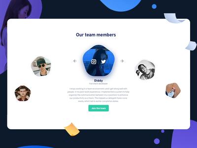 Core team members | Webiz