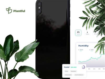 My Plants | Plantful app