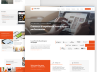 Home Page Web Agency