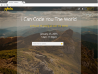 I Can Code You The World