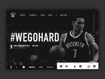 Brooklyn Nets website