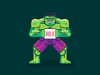 Hero Shot - Hulk