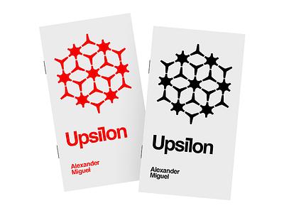 Upsilon cover coverdesign cover