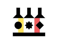 Bottles mark