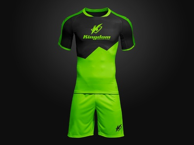 Kingdom Soccer club kit