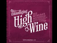 Invitation High Wine