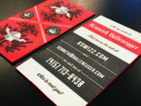 New Biz Cards -- First Proof