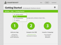 Chartboost help site concept (unused)