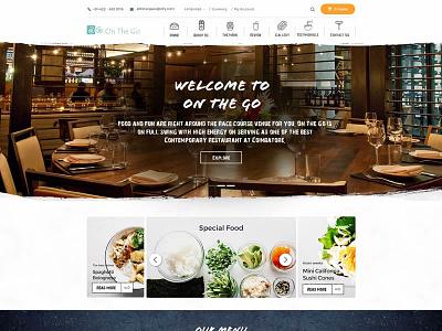 Onthego food food cord website