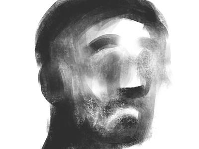 2020 Self-portrait digital illustration self portrait illustration