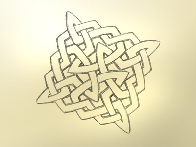 P0054 celtic knot