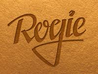 Calligraphy — Rogie