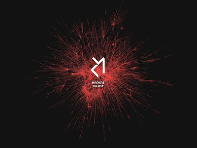 Machine Colony - Logo logo identity corporate identity ci branding