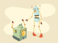 Robot Disagreement