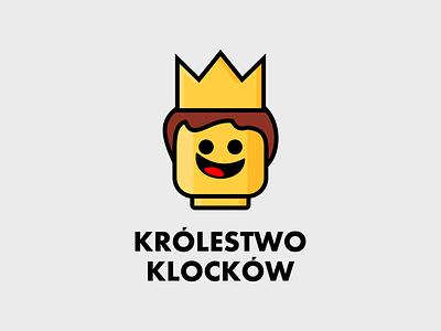 The kingdom of blocks logo blocks lego