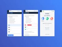 Learning platform - tests