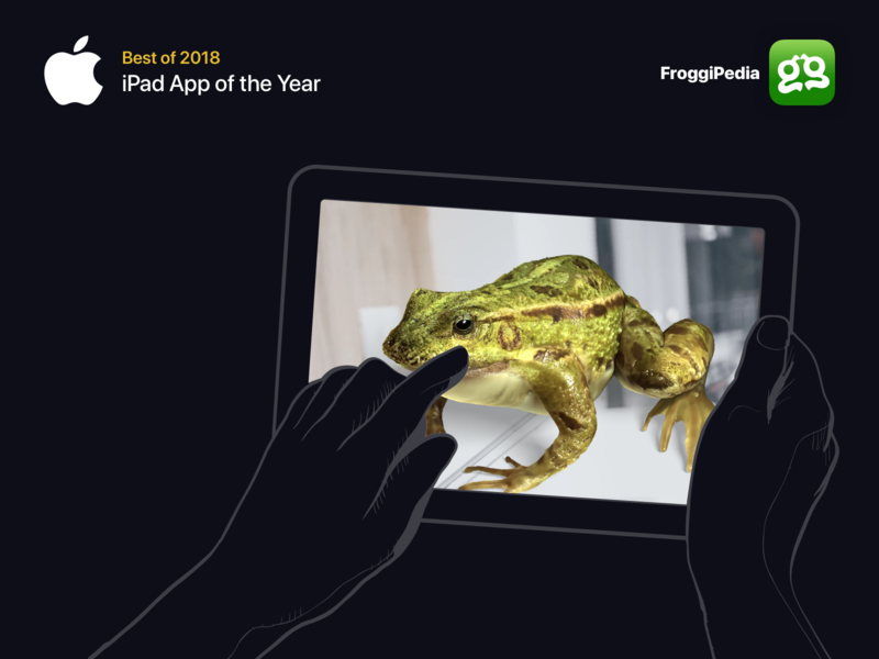 iPad App of the Year 2018 ui augmented reality apple app of the year ipad