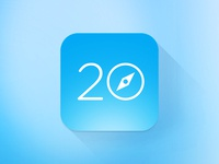 Twenty iOS Icon