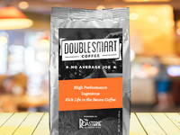 Doublesmart Coffee Packaging