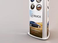 Buick branding for Fully kiosk
