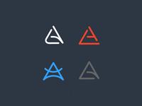 LA Logo Sketch